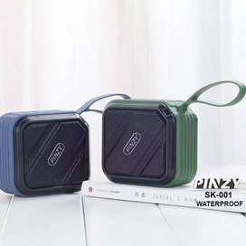 Spiker/speaker bluetooth Pinzy SK 001- waterproff-aux-fd-mmc-superbass