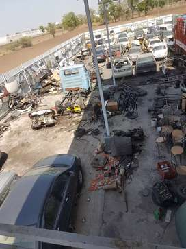 Used spare parts saler