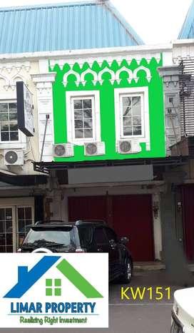 Ruko Cocok untuk Pengenbangan bisnis di Kota Wisata Cibubur
