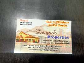 125 sq yard kothi for sale at Urban estate dugri posh area