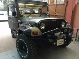 Offroad front bumper 4 thar