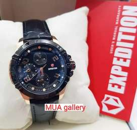 Expedition 6763 jam tangan wanita original