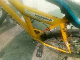 Humber bicycle good condition