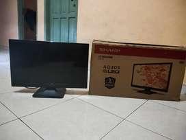 Tv LED Sharp 24 inc