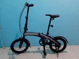 Sepeda Lipat Exotic 16