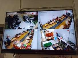 ~Hasil CCTV gambar jernih dan tajam dengan HARGA TERJANGKAU!