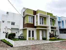 The Santa Fe Residence Type Greenwood - Rumah Medan SiapHuni - Sunggal