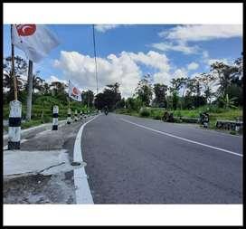 Tanah Murah Jakal KM 13 Jogja Pinggir Jalan Aspal