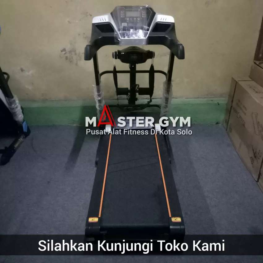 TREADMILL ELEKTRIK - Kunjungi Toko Kami - Master Gym Store !! MG#14610 0