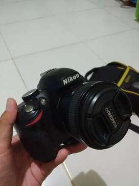 Nikon 3200 + Yongnuo 35 mm f1.8