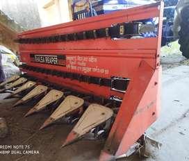 Tractor front khalsa company Reaper