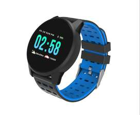 KY108 Fitness watch Bluetooth Blood Pressure Free Delivery