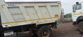 Tipper is good condition 4 tyres are new