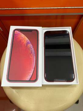 selling apple i-phone xr at affordable price .