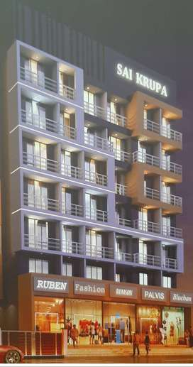 1 BHK FLATS FOR SALE IN SPACIOUS BLDG