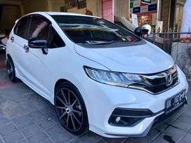 Jazz RS 2017 New Face Matic Low Kilometer AsliBali
