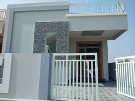 2 bhk house at vakalapudi  ,East facing, 160 squre yards,