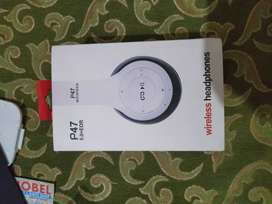 P47 headphones for sale wireless