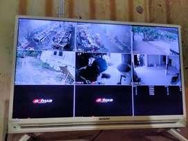 CCTV Wireless Online Hp , Kamera Hanya 500k Terpasang dan siap Online