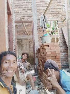 Jasa Tukang& mandor bangun dan renovasi Rumah Tangga