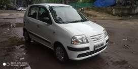 Santro xing petrol/LPG 2011 model single owner car