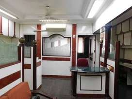 650 Sq-ft Commercial Office Space for Rent in J K Chambers Apartment ,