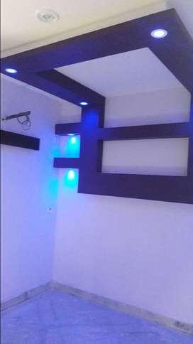 2 bhk builder floor furnished in uttam nagar Direction 90% Home loan b