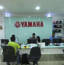 YAMHA CCE cum Back Office jobs in Delhi