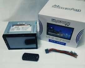 2din Mycar Dvd Tv UsbBT AutoLink
