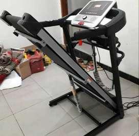 Treadmill Elektrik Haneda Fitclass Motorized Treadmill