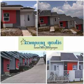 Rumah subsidi Kampung Geulis  Blok J2 no 42 ready strategis