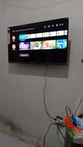 besi Bracket TV LCD LED plus pasang free ongkir
