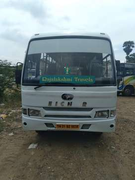 2016 model 42 seater Eicher staff bus for sale.