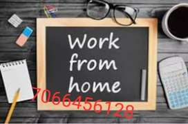 Work @home /part time jobs/ data entry jobs/ computer operator