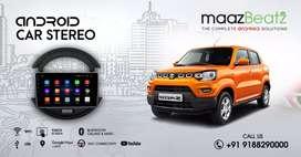 MaazBeatz Car Android Player-Maruti/Hyundai/Honda/Mahindra/Skoda/swift