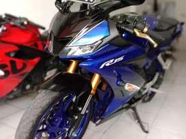 Yamaha R15 V3 2019 cash/kredit Terjamin Mantull! Bisa TT PCX Lexi dll