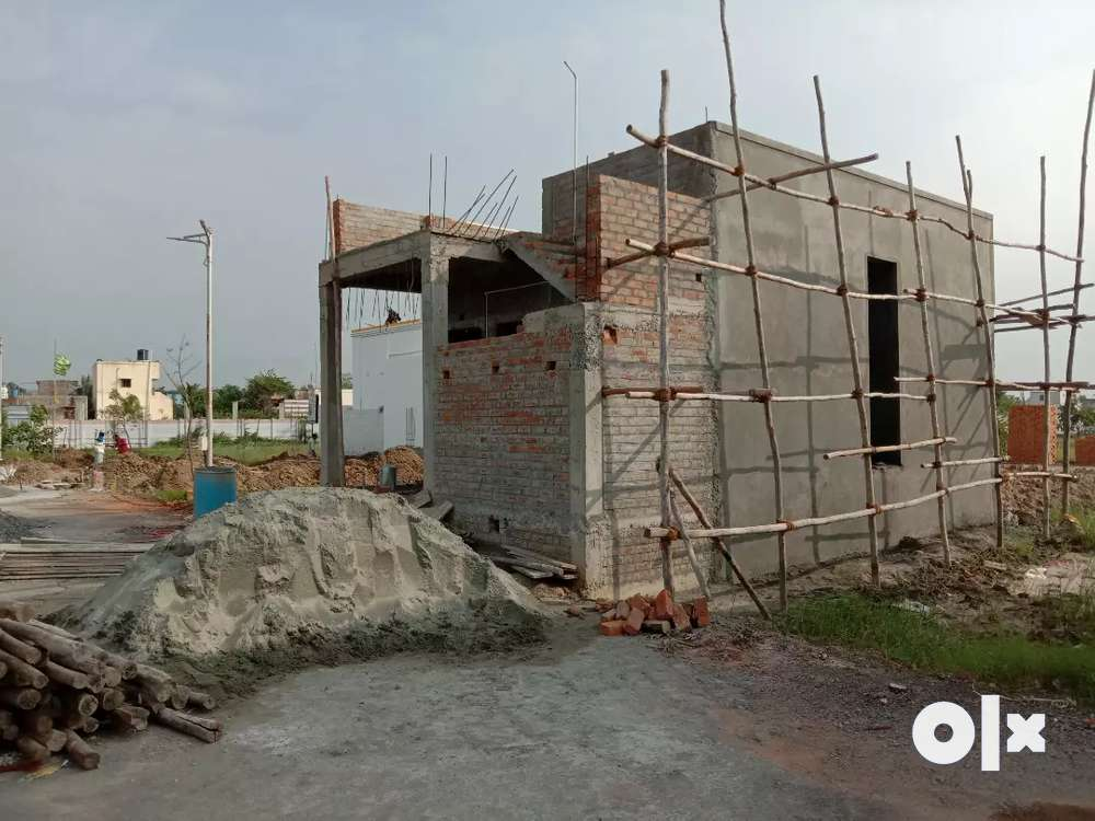 cdma approved 2bhk villas independent house