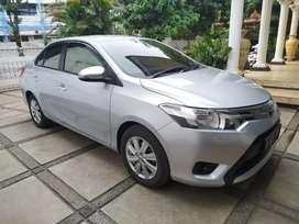 Toyota Vios E 2014 - Silver - 2014