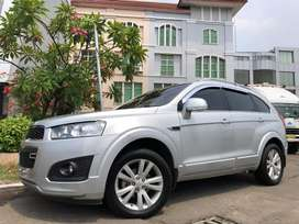 Captiva 2.0 LT VCDi Diesel AWD 2015 Bright Silver Km50rb Record