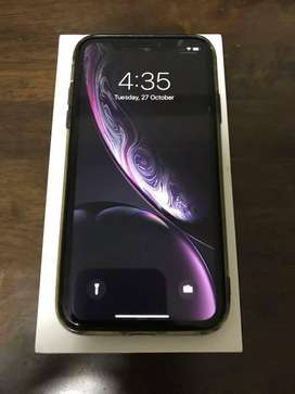 buy new sealed iPhone xr 128 GB (Black) Available