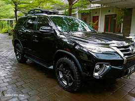 Toyota Fortuner 2.4 G Diesel Automatic 2016