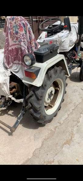New tractor 2020 model
