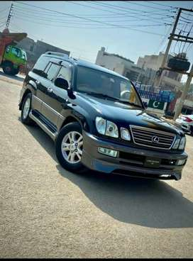 Rent a landcruiser v8 in Rawalpindi Islamabad