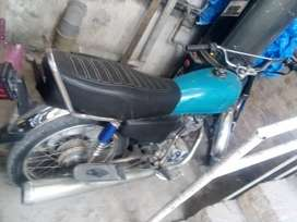 Honda 125 far sale quetta num demand 35000