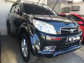 Rush S Matic 2010 Good Condition bisa TT Avanza, Xenia, Veloz, Terios