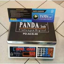 Timbangan Digital Sembako / buah / laundry Panda 40,50kg