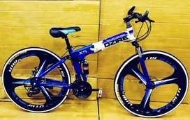 New Foldable macwheel cycle with 21 shimano gears