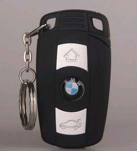 Korek Mancis remote BMW jet Flame dengan mini LED