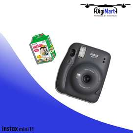 INSTAX Mini 11 Instant Film Camera with 20x Film Sheets