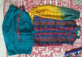 Dhothi and kurtha for 1yr boy